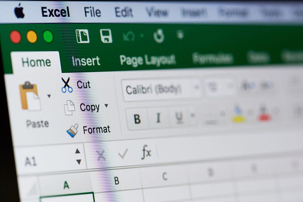 ¿Se puede importar información desde Excel?
