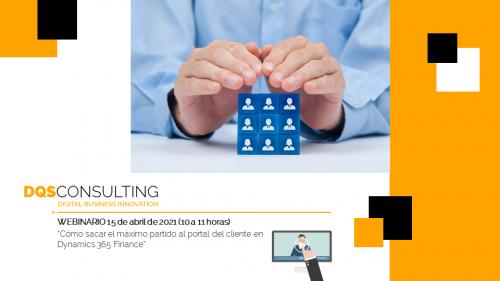 Workshop práctico sobre cómo sacar el máximo partido al portal del cliente en Dynamics 365 Finance