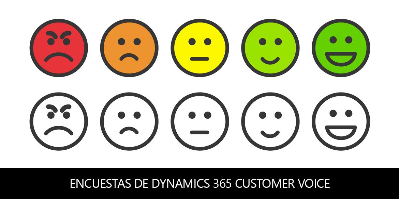 Encuestas de Dynamics 365 Customer Voice, incluido en Customer Service