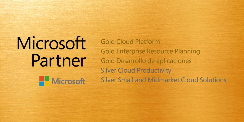 DQSconsulting se convierte en Gold Partner de Microsoft 🏆💪