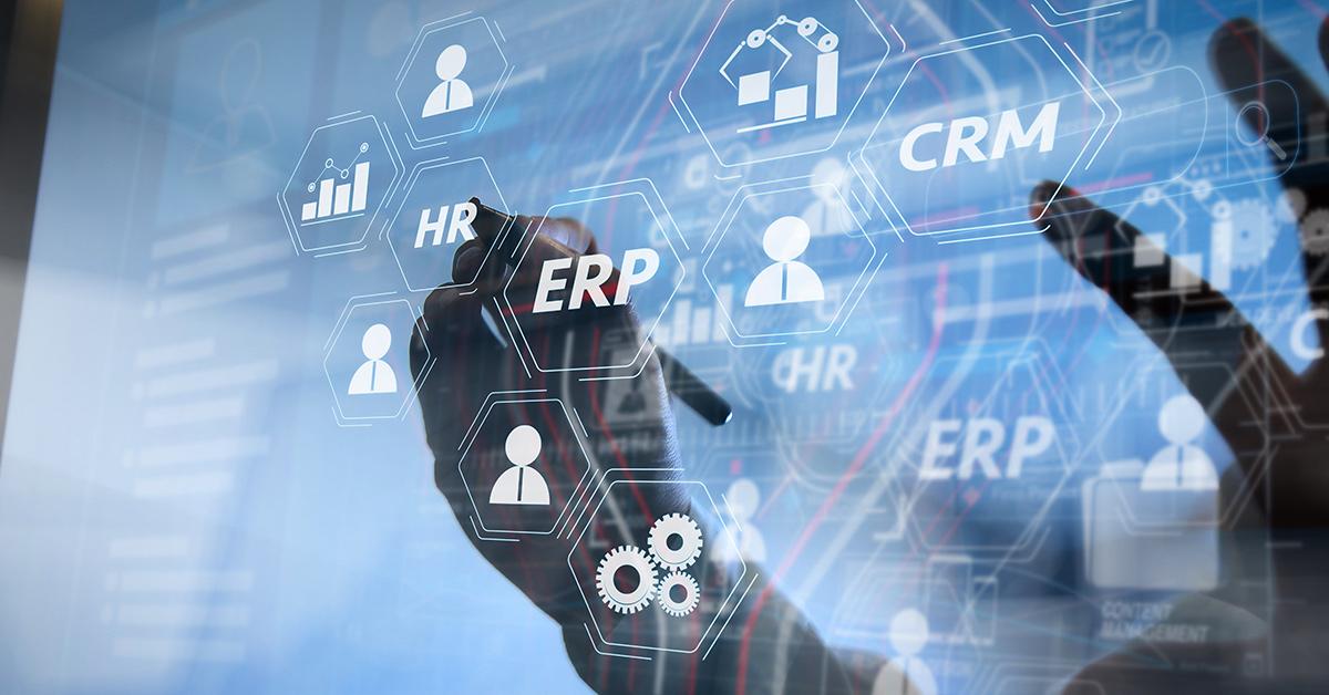 Sistema ERP: Definición y tipos